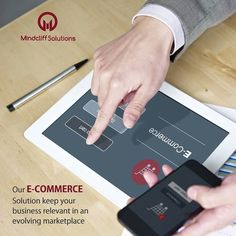 Keep your business updated and let it work with all the latest strategies in online market. Get an #eCommerce app developed with Mindcliff. http://ift.tt/2rGq5ej #CMS #eCommerceSolutions #WebsiteDevelopment #ESTORE #marketing #SEO #makeyourownlane #startups #biz #Mindcliff #MindcliffSolution #EmailMarketing #ecommercewebsite #BuildingBrands #buildestore #shoppingwebsite http://ift.tt/2sqxN9k