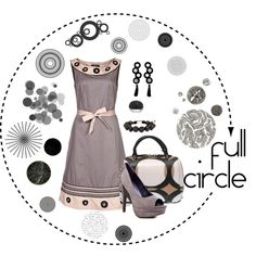 Full Circle, created by hannah-diamond on Polyvore