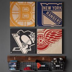 NHL© Wall Art | PBteen