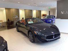 Maserati GranTurismo Convertible (2)