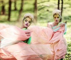 Spring Fantasy by Remus Toderici, via Behance