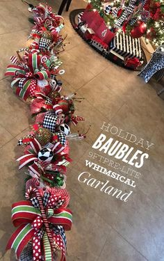 Beautifying Your Home Decor Wreaths, Swags and Garlands for any occasion.