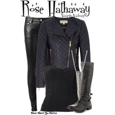 Vampire Academy Rose Outfits In 2014's vampire academy: