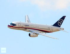 Sukhoi Civil Aircraft to Consider Supplies to Iran After Components Substitution Sukhoi Superjet 100, Russian Plane, Civilization, Aviation, Aircraft, Vehicles, Planes, The 100, Russia