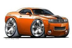 Image result for car cartoon