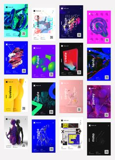 Plastic—69 Poster Series on Behance