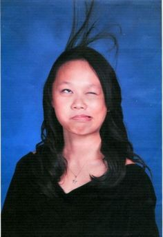 And also this senior picture that will make the yearbook so majestic