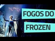 Show de fogos do Frozen - Vai Pra Disney? veja mais em http://viagenseturismo.me/vai-para-disney/show-de-fogos-do-frozen-vai-pra-disney