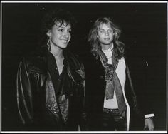 Various pictures from the 80's - kjh - Jennifer-Beals.com