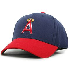 new style a310c 64fef California Angels 1972-92 Cooperstown Fitted Cap - MLB.com Shop Angels  Baseball,