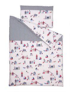 Kinderbettwäsche Babybettwäsche  von KraftKids auf DaWanda.com