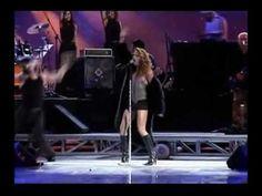 PAULINA RUBIO - SEXY DANCE - HD - BUEN SONIDO