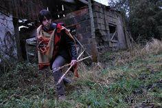 Daryl Dixon Cosplay  #WalkingDeadCosplay #DarylDixonCosplay #lostplace #cosplay #cosplayshooting #ifdaryldiesweriot