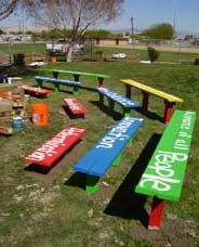 Outdoor classroom ideas for MA