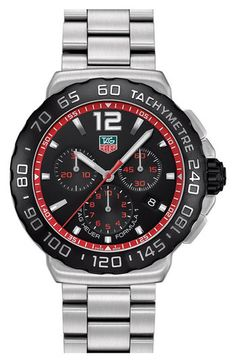 TAG Heuer 'Formula 1' Chronograph Bracelet Watch available at #Nordstrom