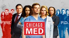 Chicago Med, the spinoff of Chicago Fire, will premiere on November the 10th every Tuesday on NBC. Description from waitwith.us. I searched for this on bing.com/images