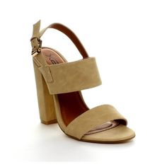 X2B FAY-1 Women's Round Toe Buckle Ankle Strap Chunky Heel Dress Sandals, Color:BEIGE, Size:5.5 X2B http://www.amazon.com/dp/B00JP4MOX8/ref=cm_sw_r_pi_dp_U39xvb1AJE81Y