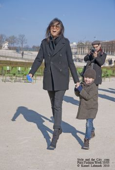 emmanuelle alt daughter - Google Search