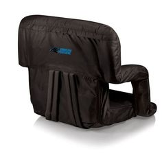 NFL Collectibles - Ventura Seat (Carolina Panthers) Digital Print - Black