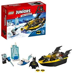 Buy LEGO Juniors Batman Vs Mr Freeze - 10737 at Argos. Thousands of products for same day delivery or fast store collection. Batman Vs, Lego Batman, Superhero, Lego Juniors, Lego Jurassic World, Shop Lego, Buy Lego, Lego Duplo, Gotham City
