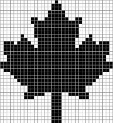Ravelry: Small Maple Leaf pattern by Jennifer Leith