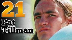 No. 21: Linebacker Pat Tillman, 1994-