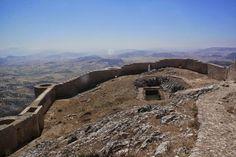 La kasbah Almoravide du Jebel Amergou | Région de Taounate