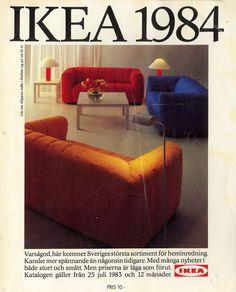 IKEA Catalog Cover 1984