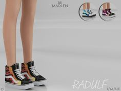 Madlen Radulf Shoes by MJ95 at TSR • Sims 4 Updates