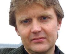 Former KGB spy Alexander Litvinenko, photographed at his home in London in 2002.Source:AP