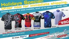HOLIDAY SPECIALS! In stock and ready to ship now - while stocks last, so get your order in TODAY!