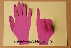 handii made: Rechenhände