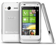 Bargain HTC Radar C110E Unlocked Windows Phone 7.5 (White)