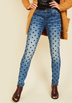 Craft Beer Festival Jeans, @ModCloth