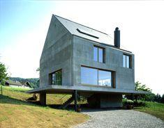 Casa Rudin | Leymen, Haut-Rhin, France | Herzog & de Meuron | photo by Margherita Spiluttini