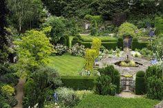 Eastleach House - the Walled Garden