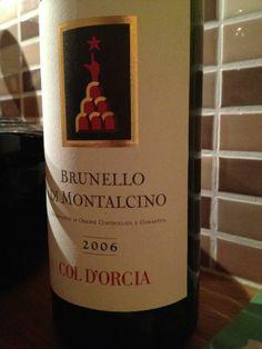 Linus Moström @linusmostrom  · 15 feb   Ikväll blir det vin från en av mina favoritproducenter från Italien @Colleen Brind'Amour D'Orcia Brunello di Montalcino #brunello #vin @Paola Bee TEALDI pic.twitter.com/SHMF8dwBGj                   15 feb                         Ikväll blir det vin från en av mina favoritproducen...