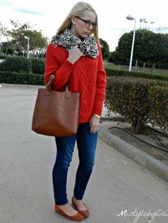 Mistylobycris Outfit  casual cómodo  Invierno 2012. Cómo vestirse y combinar según Mistylobycris el 20-2-2013