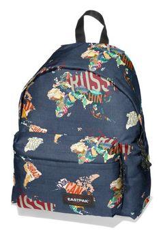 EASTPAK Backpacks  Padded Pak R® Take A Trip  de49a4f5dfa