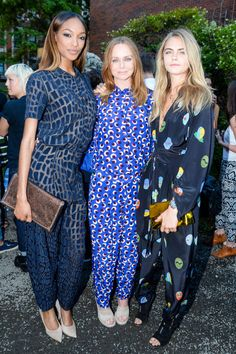 See all the garden party looks from Stella McCartney's Resort 2015 Celebration