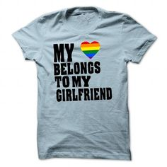 MY HEART BELONGS TO MY GIRLFRIEND (INTERNATIONAL SHIPPI - #team shirt #sweatshirt cutting. OBTAIN LOWEST PRICE => https://www.sunfrog.com/No-Category/MY-HEART-BELONGS-TO-MY-GIRLFRIEND-LightBlue-57717416-Guys.html?68278
