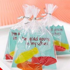 swedish fish valentines - Google Search
