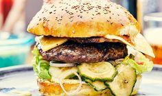 Sesam, luk dig op: Sådan laver du sensommerens bedste burger - Euroman
