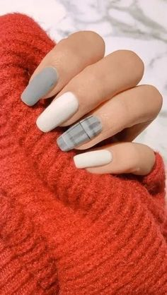 161 trendy square nail art ideas for short acrylic - page 25 | terinfo.co