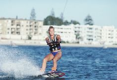 Wakeboarding and water skiing Summer Of Love, Summer Beach, Summer Sport, Wakeboarding Girl, Wakeboard Boats, Skateboard Girl, Summer Events, Surfs, Wellness Fitness
