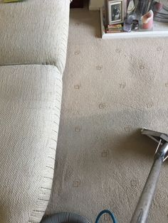 When your carpet needs cleaning a top tip is to call in the professionals. Our carpet cleaning provision is cost effective, fast and efficient. You get the best results and your carpets are left incredibly clean. Look at this transformation!