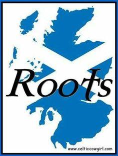 Love my Scottish Roots!
