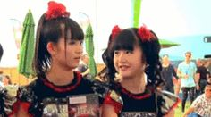 The best is yet to come. | rnegitsune:  Babymetal Bond Moments 8/10 ~ Su...