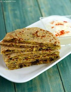 Cabbage and Dal Parathas recipe, High Blood Pressure Recipes/ Low Sodium Recipes Blood Pressure Symptoms, Blood Pressure Chart, Normal Blood Pressure, Blood Pressure Remedies, Indian Flat Bread, Indian Breads, Essential Oil Blood Pressure, Cooking Recipes, Pizza
