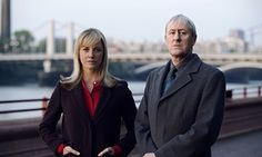 Tamzin Outhwaite and Nicholas Lyndhurst will star in the final series of long-running BBC drama New Tricks, which is being axed after its run. Photograph: Amanda Searle/BBC/Wall to Wall Media New Tricks Denis Lawson, Tamzin Outhwaite, Bbc Drama, New Series, New Tricks, Detective, Suit Jacket, Running, Stars